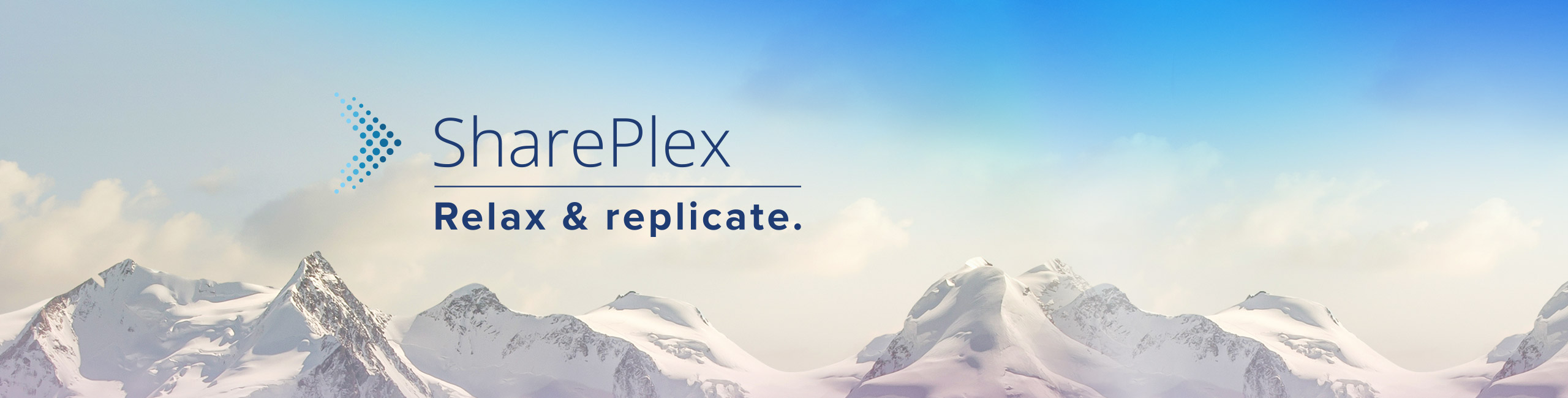 SharePlex Relax & replicate. FR
