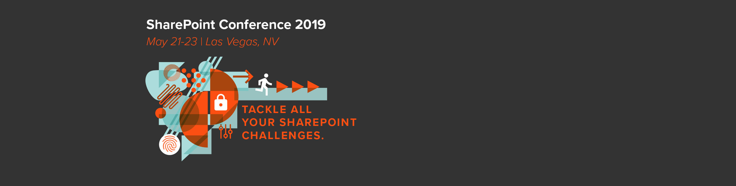 Join us for SharePoint Conference in Las Vegas for world-class training and networking!
