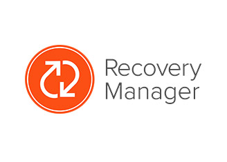 Línea del producto Recovery Manager