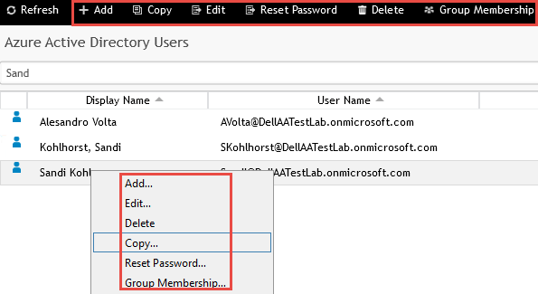 Quest community - Console active directory ...