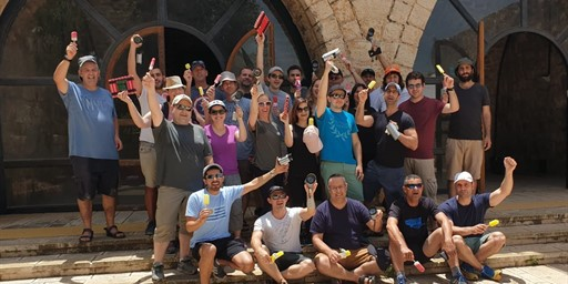 Summer Grand Opening at Quest Israel