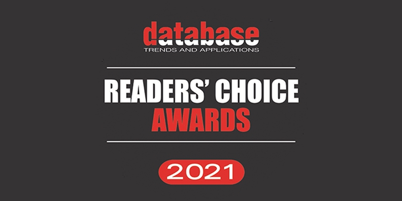 """Quest Data Operations Solutions Named """"Best Solution"""" in 5 Categories by DBTA 2021 Readers' Choice"""