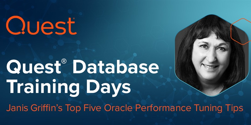 Oracle Performance Tuning: A 5-Step Approach to Optimized Performance