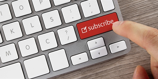 Are Software Subscription Services Right for You?