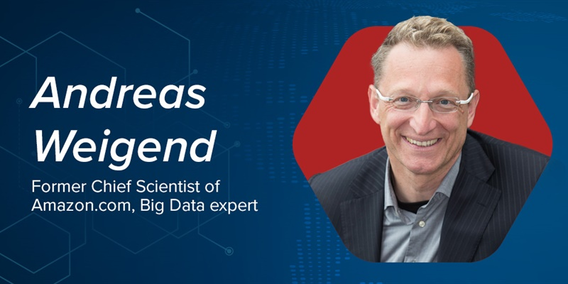 Quest Empower announce keynote speaker Dr. Andreas Weigend