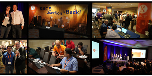 Top 10 Reasons to Register Now for KACE UserKon 2019