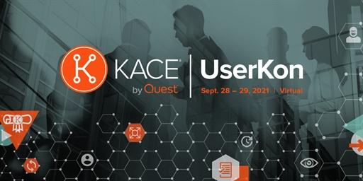 5 Things You'll Learn at KACE UserKon 2021