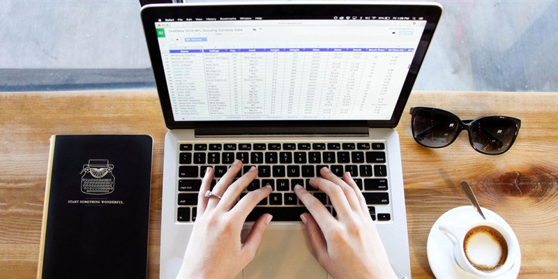 Move beyond your spreadsheet of machines