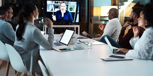 Hybrid meetings, inclusive communications, groupthink