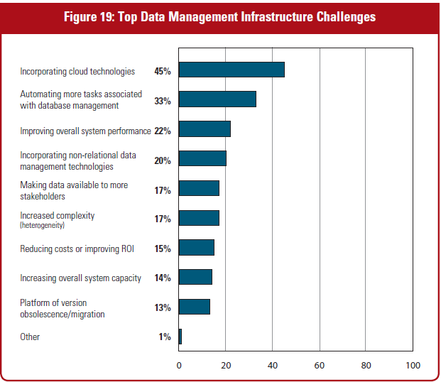 Cloud Application Performance Database Management Challenge for CIO