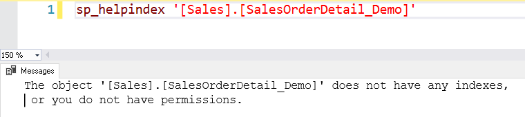 Heap table in SQL Server