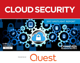 2017 Spotlight Report: Cloud Security