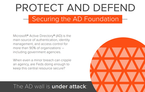 Protect and Defend - Securing the AD Foundation
