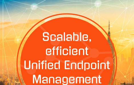 Scalable, efficient Unified Endpoint Management (UEM)