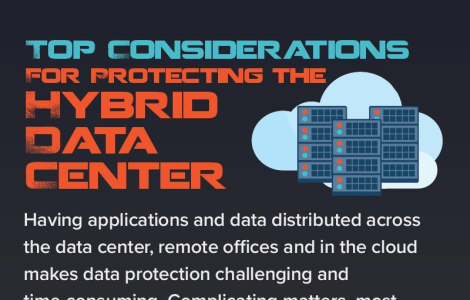 Top Considerations For Protecting the Hybrid Data Center