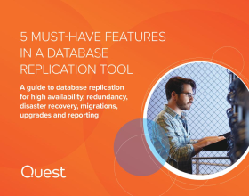 5 Must-Have Features in a Database Replication Tool
