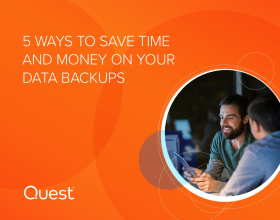 5 Ways to Save Time and Money on Your Data Backups and Impress Your Boss Too