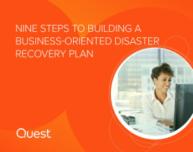 9 Steps to Disaster Recovery Planning