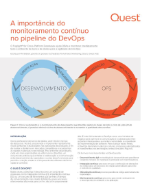 A importância do monitoramento contínuo no pipeline do DevOps
