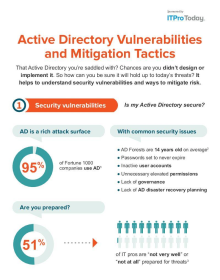 Active Directory Vulnerabilities and Mitigation Tactics