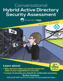 Conversational Geek e-book: Hybrid AD Security Assessment