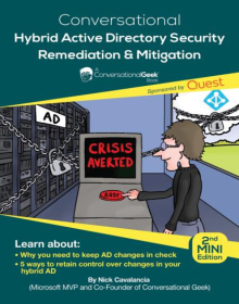 Conversational Geek e-book: Hybrid AD Security Remediation & Mitigation