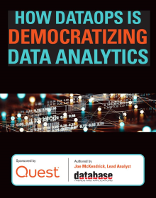 How DataOps Is Democratizing Data Analytics