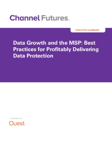 Data Growth and the MSP: Best Practices for Profitably Delivering Data Protection
