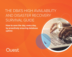 The DBA's High Availability and Disaster Recovery Survival Guide