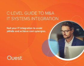C-level Guide to M&A IT Systems Integration