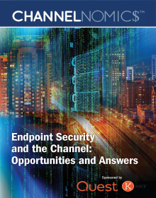 Endpoint Security and the Channel: Opportunities and Answers