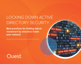 Enhancing Active Directory Security and Lateral Movement Security