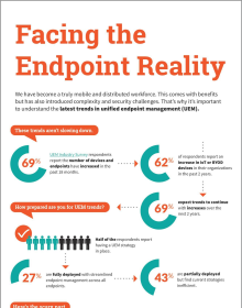 Facing the Endpoint Reality: Unified Endpoint Management (UEM) Trends