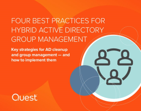 Four Best Practices for Hybrid Active Directory Group Management