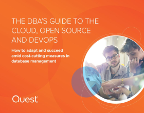 Free E-book: The DBA's Guide to the Cloud, Open Source and DevOps