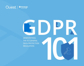 GDPR 101: Demystifying the EU General Data Protection Regulation