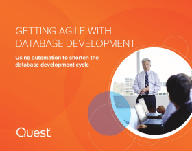 Getting Agile with Database Development