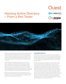 Hacking Active Directory - Security Lessons from a Penetration Tester