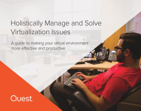 Holistically Manage and Solve Virtualization Issues
