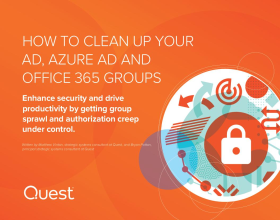 How to Clean Up Your AD, Azure AD and Office 365 Groups