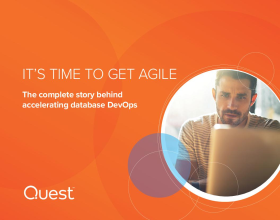 It's Time to Get Agile: The Complete Story Behind Accelerating Database DevOps