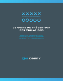 LE GUIDE DE PRÉVENTION DES VIOLATIONS