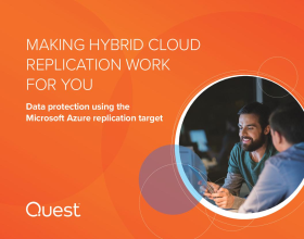 Making Hybrid Cloud Replication Work for You