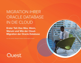 Migration Ihrer Oracle Database In Die Cloud - Erster Teil