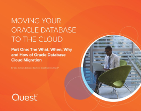 Moving Your Oracle Database To The Cloud