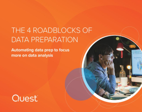 The Four Roadblocks of Data Preparation