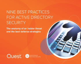 Nine Best Practices to Reduce Active Directory Security Breaches and Insider Threats