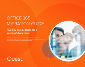 Office 365 Migration Guide: five key dos & don'ts for a successful migration