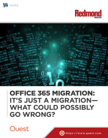 Office 365 Migration: It's just a migration ? what could possibly go wrong?