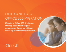 Quick and Easy Office 365 Migration